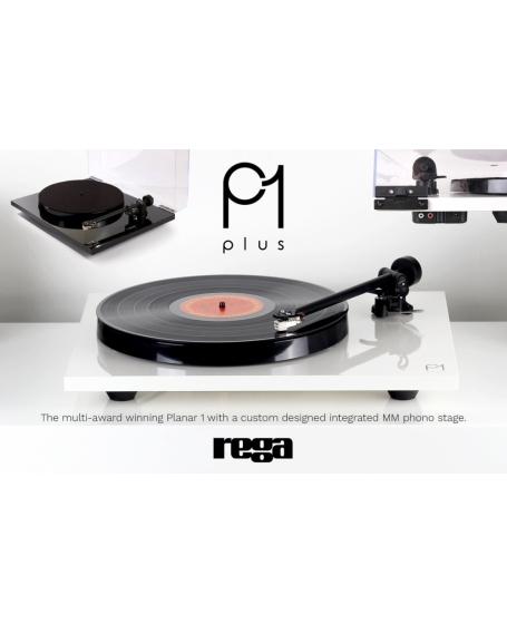 Rega Planar 1 PLUS Turntable Made In England ( PL )