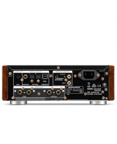Marantz HD-DAC1 Headphone Amplifier With DAC-mode