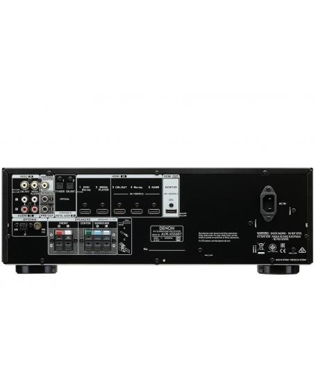 Denon AVR-X550BT 5.2CH AV Receiver