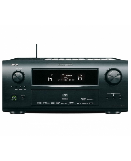 Denon AVR-4308 7.1Ch AV Receiver Made In Japan ( PL )