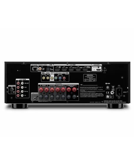 Denon AVR-2113 7.1Ch HD AV Receiver ( PL )