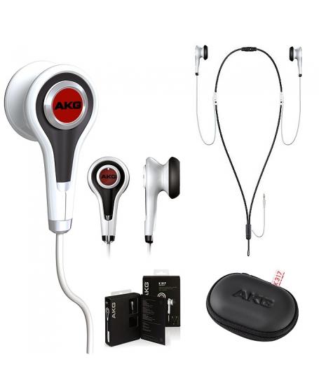 AKG K317 In-Ear Headphones