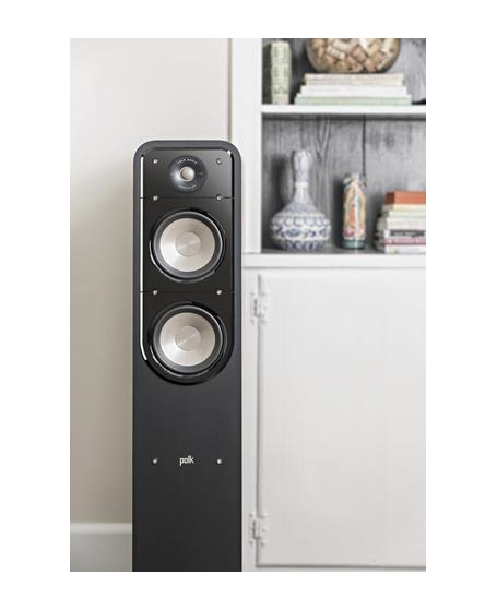 Polk Audio Signature S50 Floorstanding Speaker ( DU )