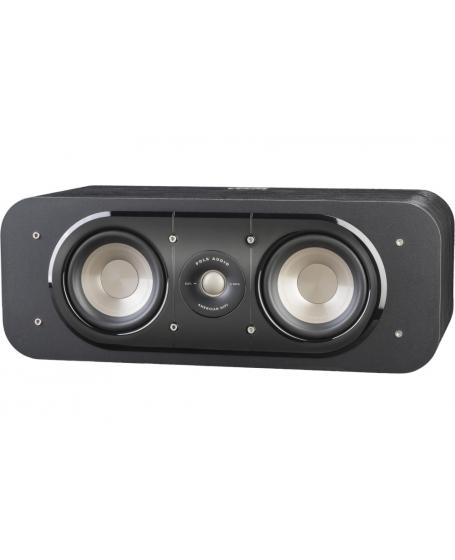 Polk Audio Signature S30 Center Channel Speaker ( DU )