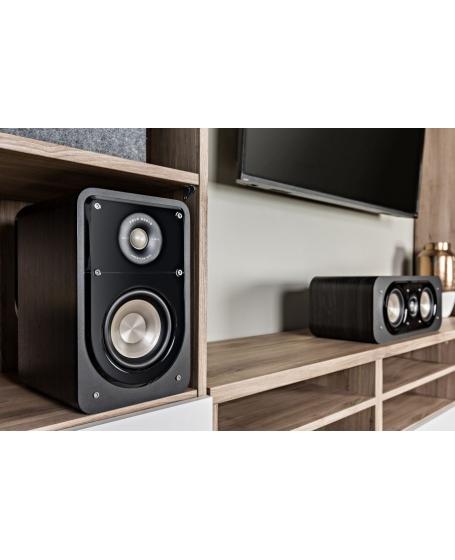 Polk Audio Signature S15 Bookshelf Speakers ( DU )