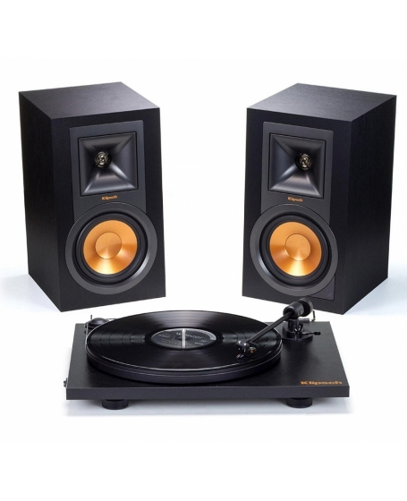 Klipsch R15PM + Project Turntable Combo System