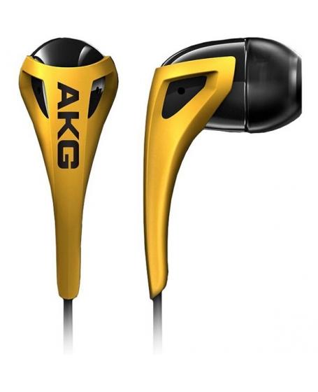 AKG K330 Wasp Yellow In Ear Headphones