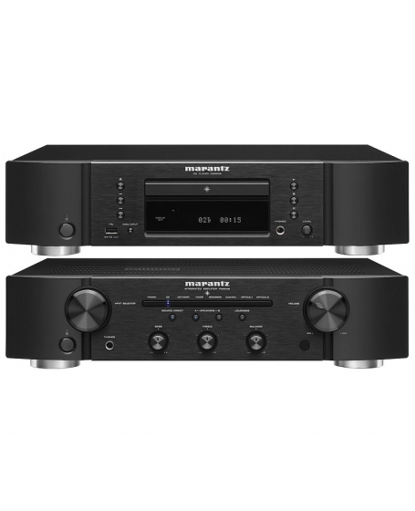 Marantz CD6006 + PM6006 + Polk Audio S10e Hifi Combo