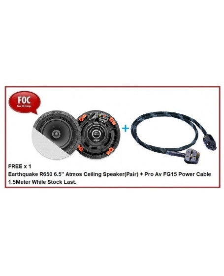 Denon AVR-X3600H 9.2 Ch 4K Ultra HD AV Receiver