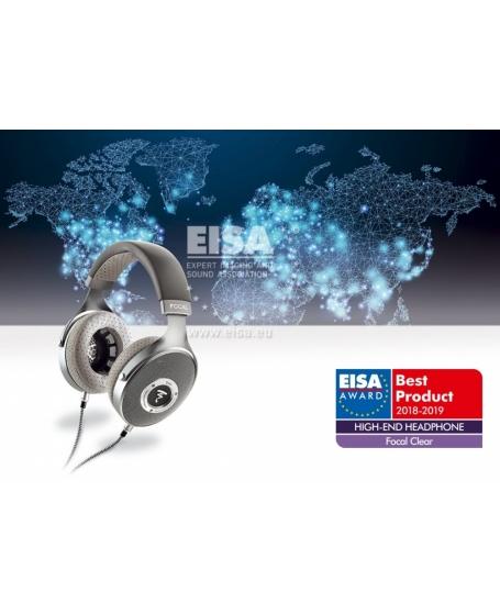 Focal CLEAR Open Circumaural Hi Fi Headphones
