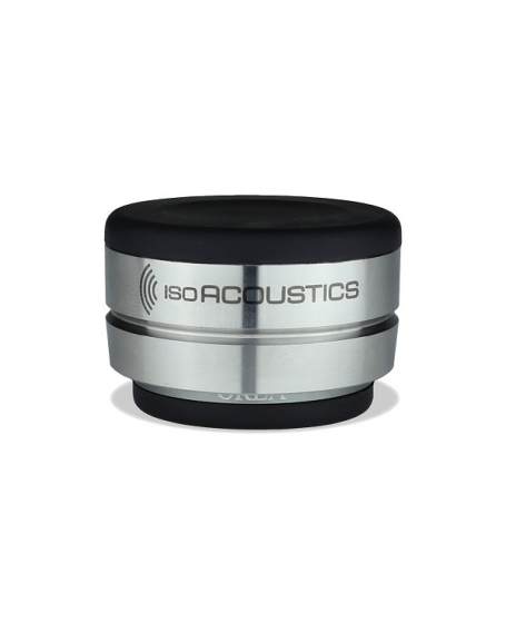 IsoAcoustics Orea Graphite Isolation Puck 4 pcs