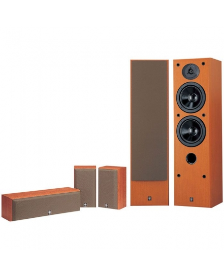 ( Z ) Yamaha NS-50F 5.0 Speaker Package ( PL ) - Sold Out 13/02/20