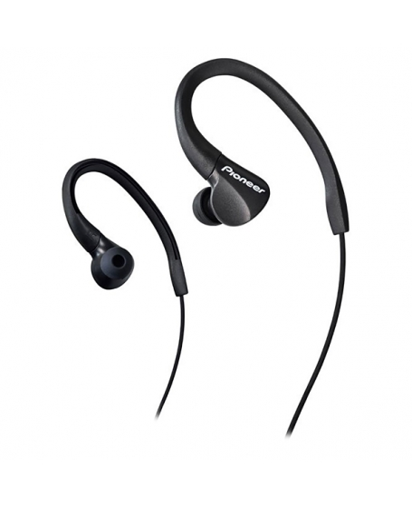 Pioneer SE-E3 Sport Ear-Hook Headphones