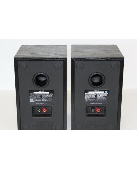 ( Z ) Mordaunt-Short MS5.10 Bookshelf Speakers ( PL ) - Sold Out 14/02/20