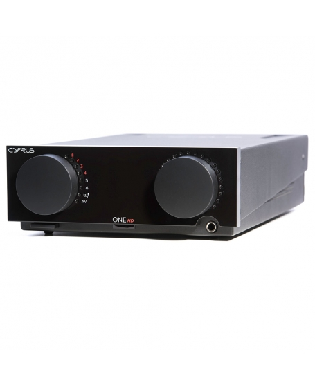 Cyrus One HD Integrated Amplifier Made in England ( DU )