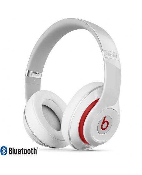 Beats By Dr Dre Studio Wireless Bluetooth Over-Ear Wh(00108)