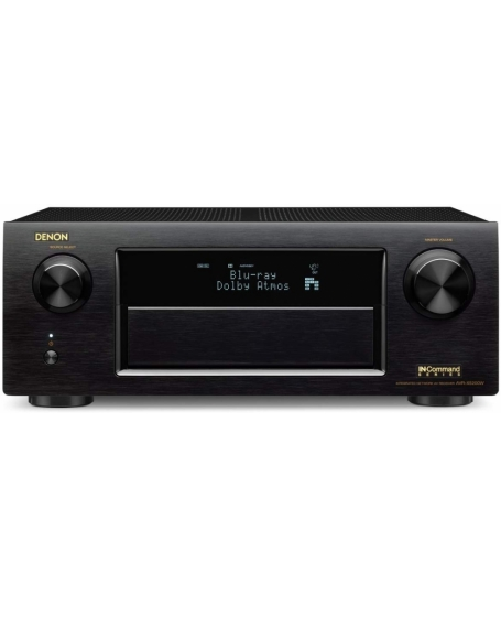 ( Z ) Denon AVR-X5200 9.2CH Integrated Network AV Receiver ( PL ) - Sold Out 02/04/20