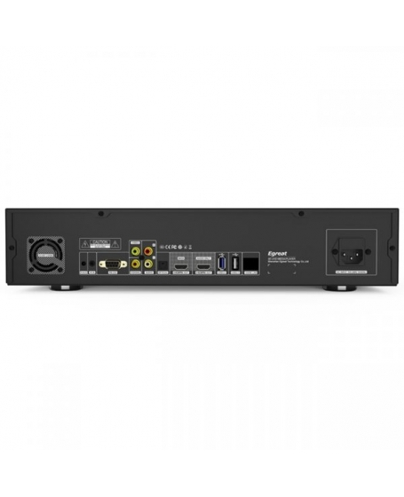 Egreat A13 4K Blu-ray UHD Media Player