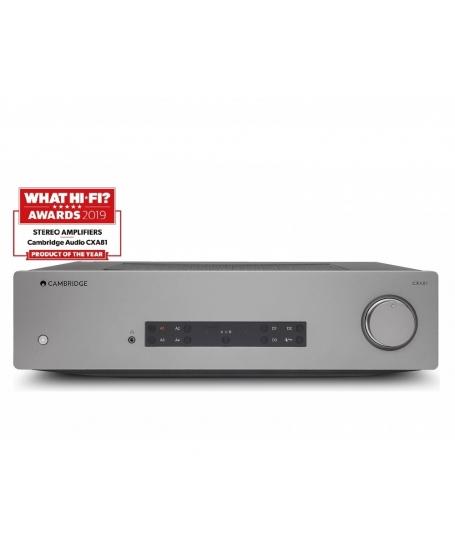 Cambridge Audio CXA81 Integrated Stereo Amplifier