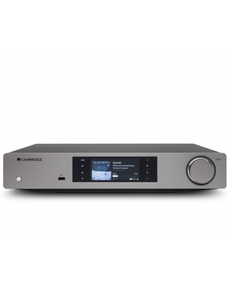 Cambridge Audio CXN (V2) Series 2 Network Music Player/Streamer With WiFi Dongle
