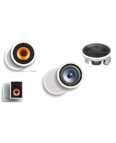 In-Wall And Ceiling Speakers Buying Guide