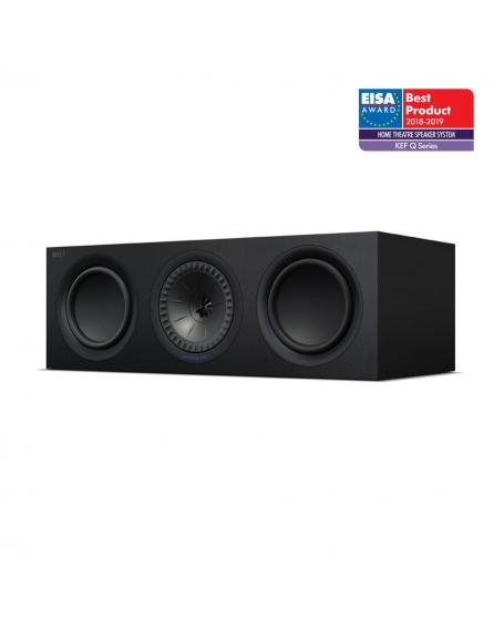 KEF Q650c Centre Channel Speaker ( DU )