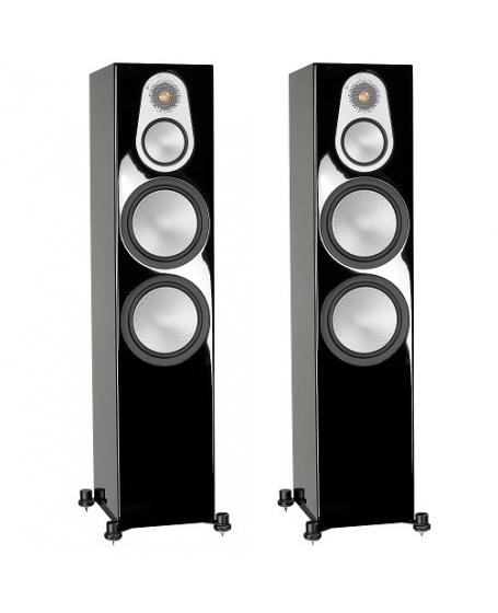( Z ) Monitor Audio Silver 500 Floorstanding Speaker ( DU ) - Sold Out 07/04/20