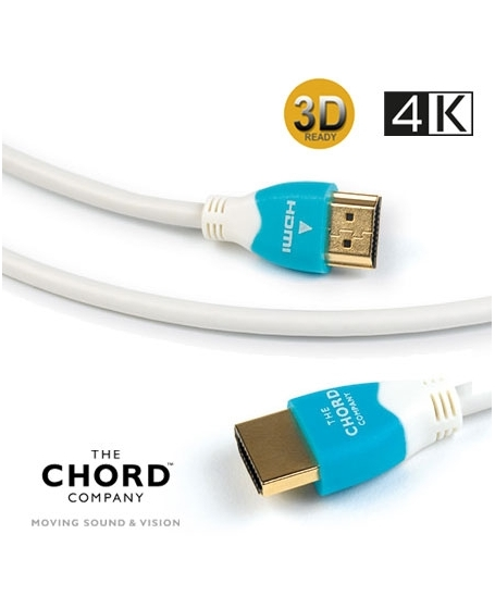 Chord C-View High Speed HDMI Cable