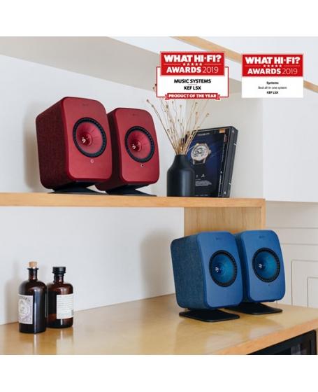 KEF LSX Wireless Music System ( DU )