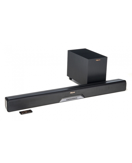 Klipsch Reference RSB-6 Sound Bar with Wireless Subwoofer ( DU )