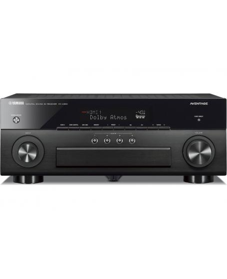 Yamaha RX-A880 7.2Ch Atmos Network AV Receiver ( DU )