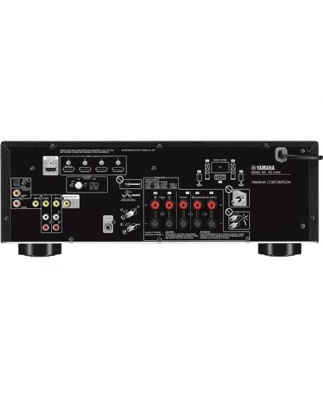 Yamaha RX-V385 5.1Ch 4K Bluetooth AV Receiver ( DU )