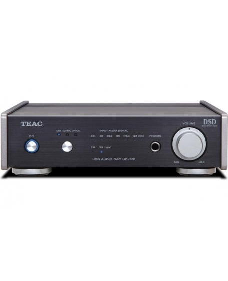 TEAC UD-301 D/A Converter with USB Streaming ( DU )