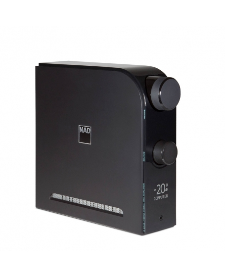 NAD D3045 Hybrid Digital DAC Amplifier Opened Box New