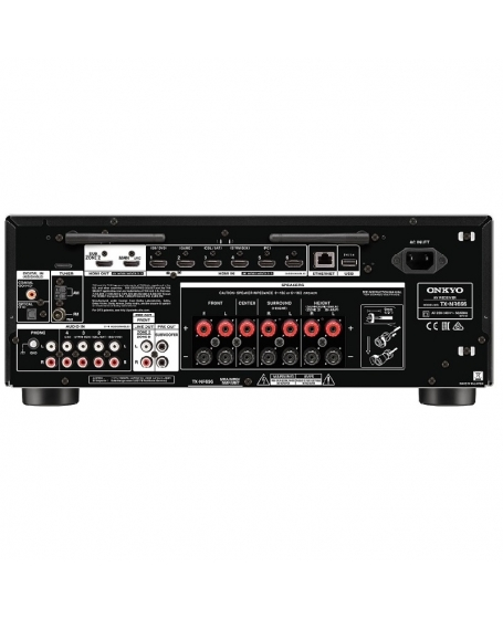 Onkyo TX-NR696 7.2-Ch Network AV Receiver ( DU )