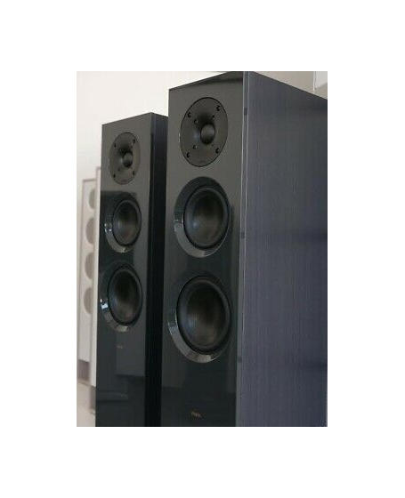 Chario Studio 1016T Floorstanding Speakers Made In Italy ( DU ) - Grey