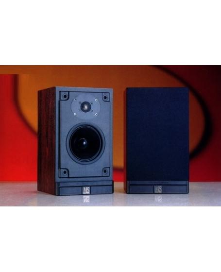 Mordaunt Short MS20i Bookshelf Speaker Made In England ( PL ) - Rosewood