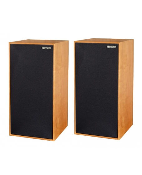 Harbeth SuperHL5 plus Bookshelf Speakers Handmade In England (Opened Box New)