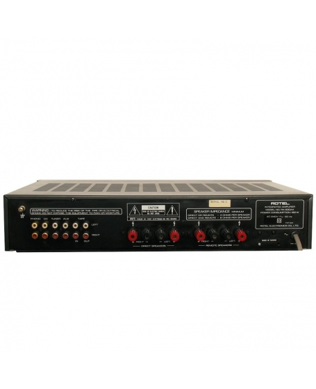 Rotel RA-930AX Integrated Amplifier ( PL )