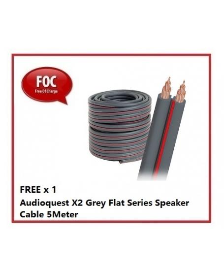 Marantz M-CR412 + Polk S10e Hi-Fi System Package