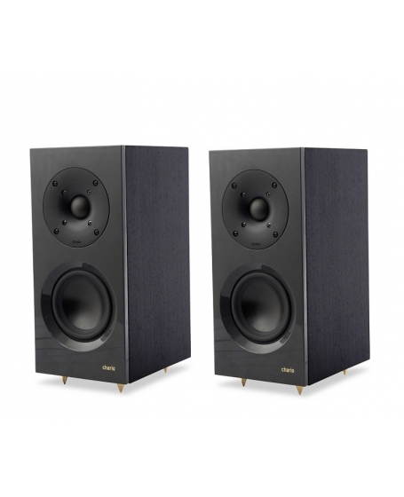 Chario Studio 1013 Bookshelf Speakers Made In Italy ( DU )