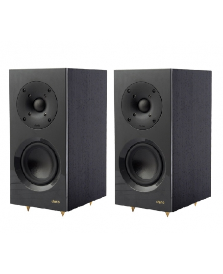 Chario Studio 1016 Bookshelf Speakers Made In Italy ( DU )