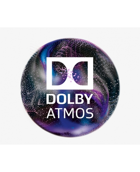 Denon AVR-X1600H + Klipsch R-610F 5.1 Dolby Atmos Home Theatre Package