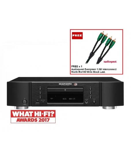 Marantz CD6006 CD Player With USB (Opened Box New)