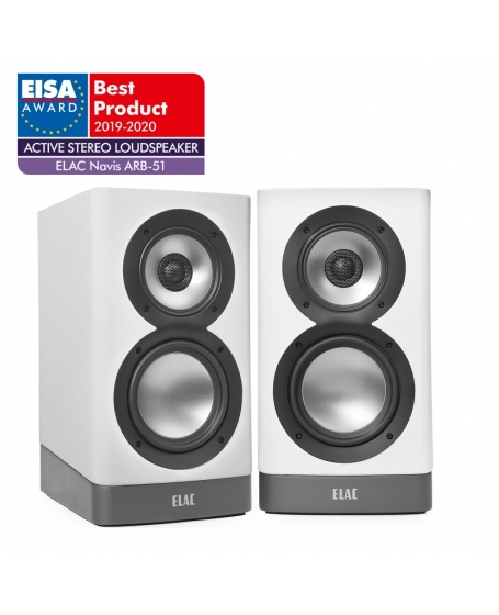 ELAC Navis ARB-51 Powered Bookshelf Speaker
