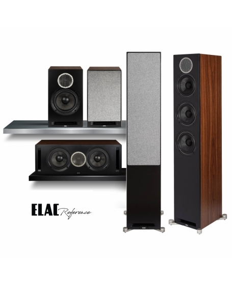 ELAC Debut Reference Series 5pcs Speaker Package