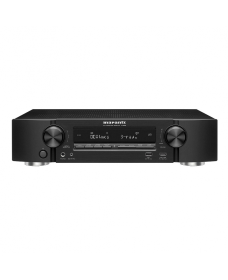 Marantz NR1609 Slim 7.2Ch Atmos Network Av Receiver (Opened Box New)