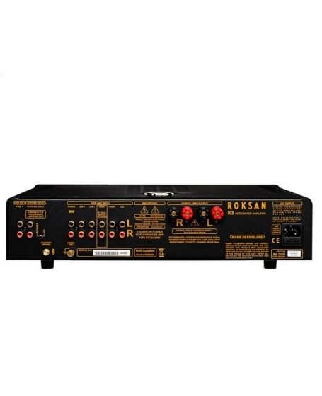 ( Z ) Roksan K3 Integrated Amplifier Made In England ( DU ) - Sold Out 15/05/20