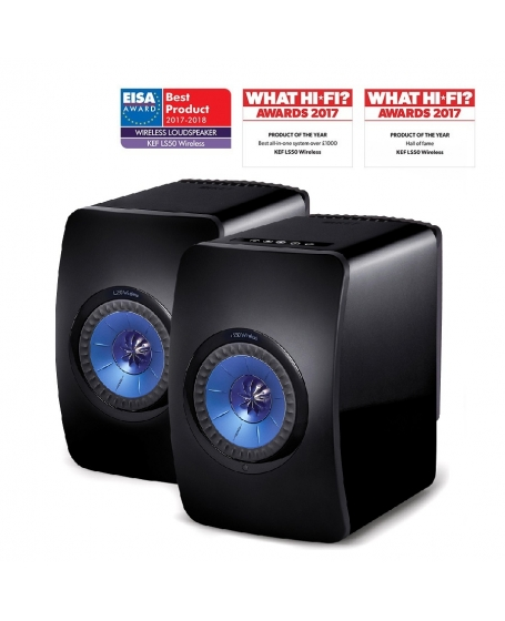KEF LS50 Wireless Speaker