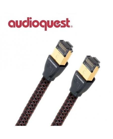 Audioquest Cinnamon RJ/E To RJ/E Ethernet Cable 1.5m